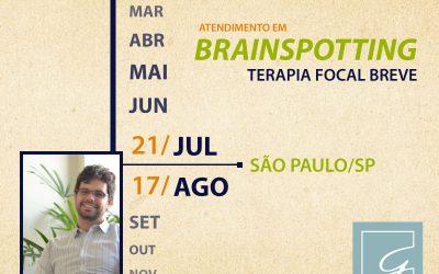 SÃO PAULO – Atendimento em Brainspotting