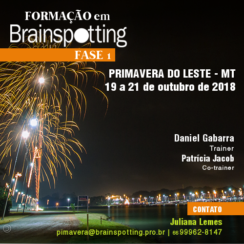 Brainspotting Fase 1 | Primavera do Leste – MT