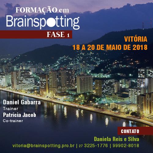 Brainspotting Fase 1 | Vitória – ES